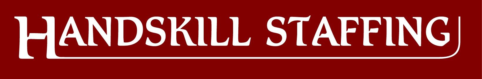 Handskill Staffing Logo